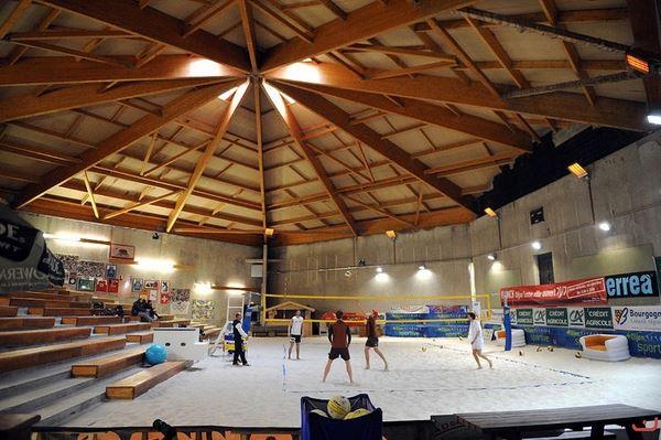 Отопление на спортни зали