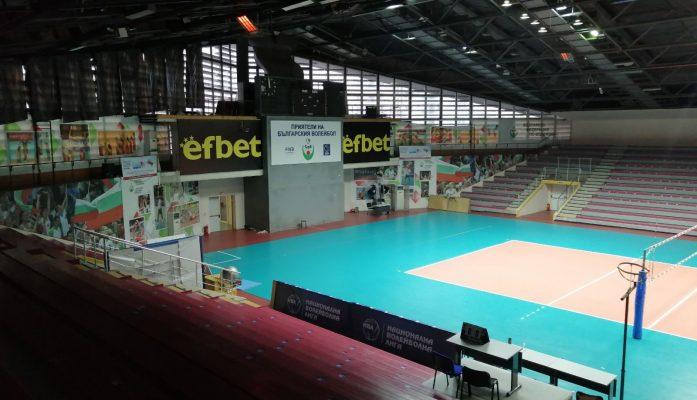 СБМ - комфортна топлина на добра цена за спортни зали